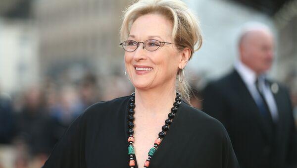 Meryl Streep - Sputnik Česká republika