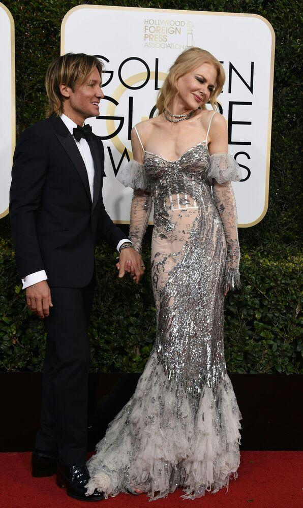 Keith Urban a Nicole Kidmanová
