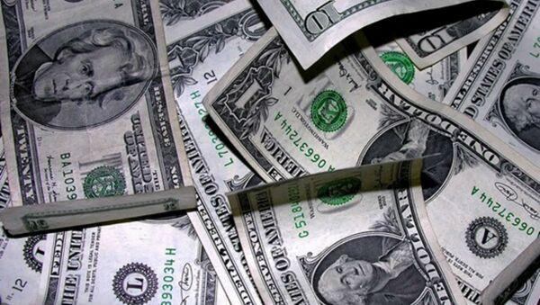 Americké dolary. Ilustrační foto - Sputnik Česká republika