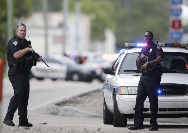 Američtí policisté