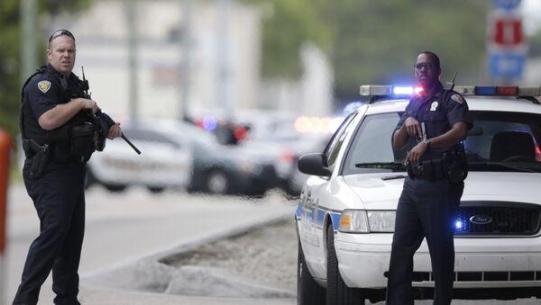 Američtí policisté - Sputnik Česká republika