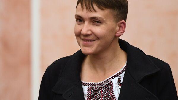 Poslankyně Rady Naděžda Savčenková - Sputnik Česká republika