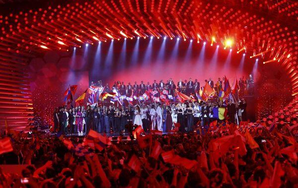 Eurovision 2015 - Sputnik Česká republika