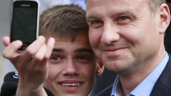 Andrzej Duda je připraven sloužit polskému lidu - Sputnik Česká republika