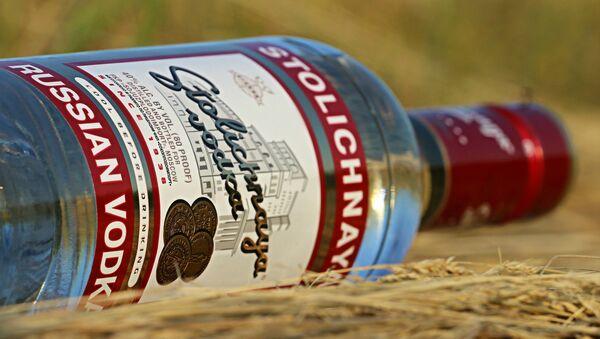 Vodka Stoličnaja - Sputnik Česká republika