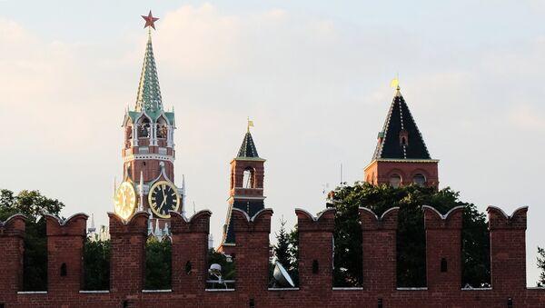 Moskauer Kreml - Sputnik Česká republika