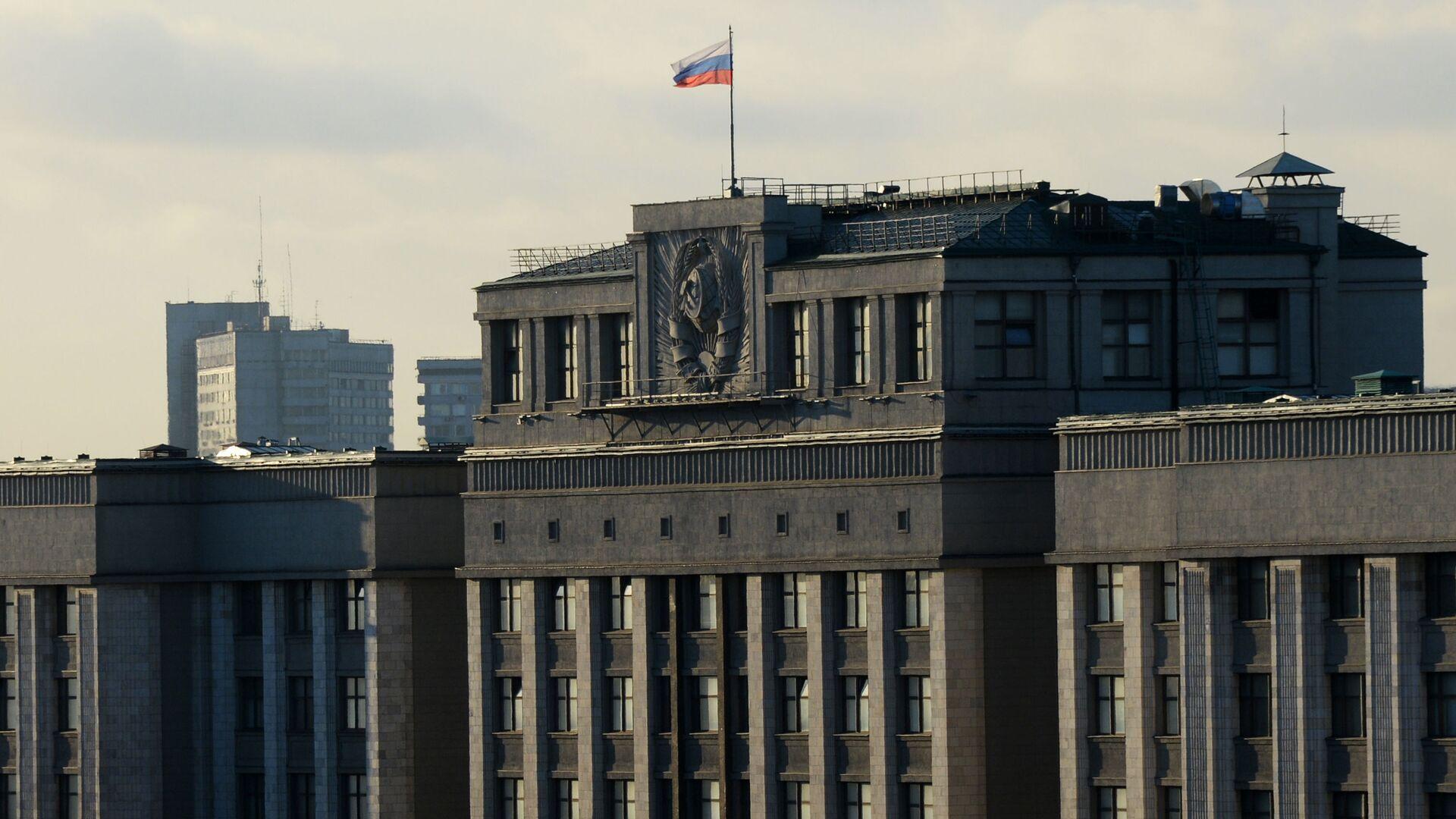 Budova Státní dumy - Sputnik Česká republika, 1920, 19.05.2021