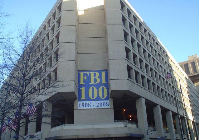 Velitelství FBI v Washingtonu DC