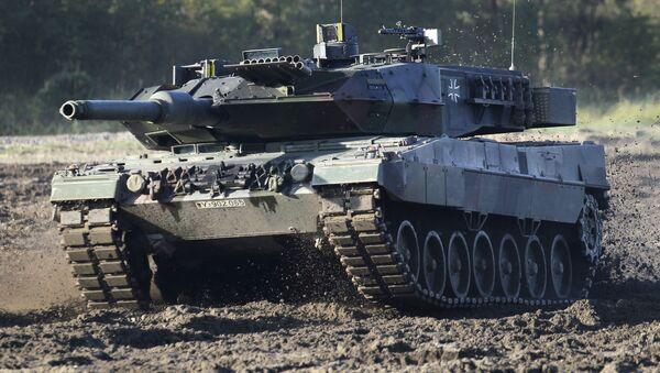 Leopard 2 - Sputnik Česká republika