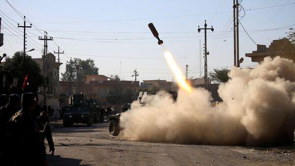 Situace v Mosulu - Sputnik Česká republika