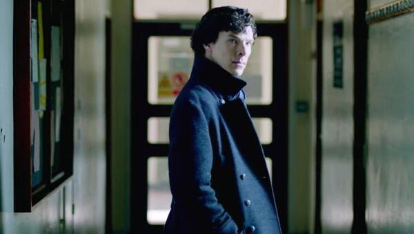 Sherlock: Series 3 Launch Trailer - Sputnik Česká republika