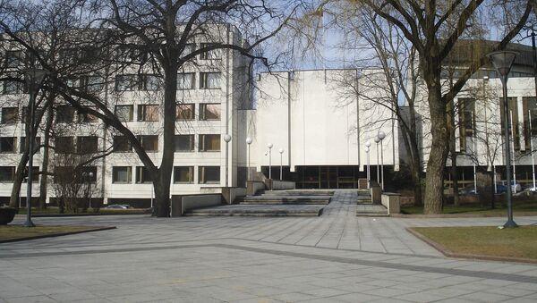 Litevská vláda ve Vilniusu - Sputnik Česká republika