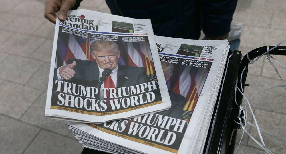 Noviny London Evening Standard