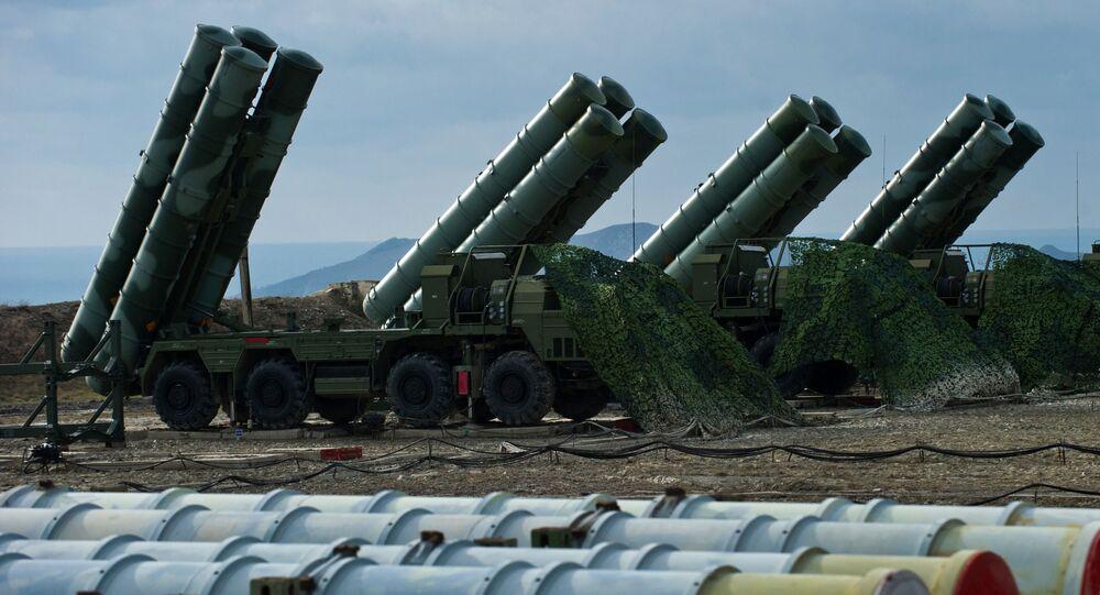 Systémy protivzdušné obrany S-400