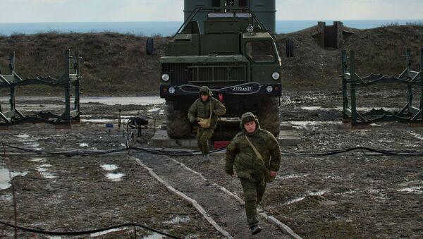 S-400 na Krymu - Sputnik Česká republika