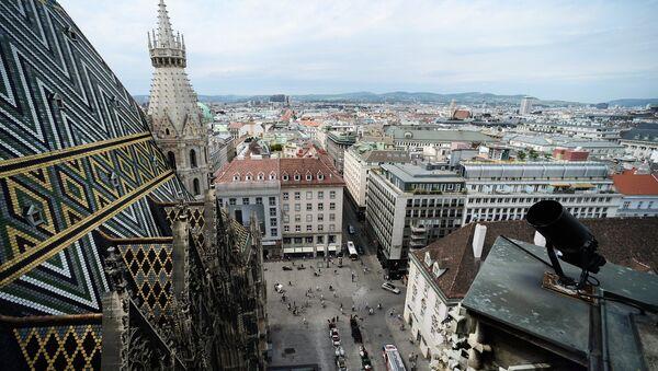 Vídeň - Sputnik Česká republika