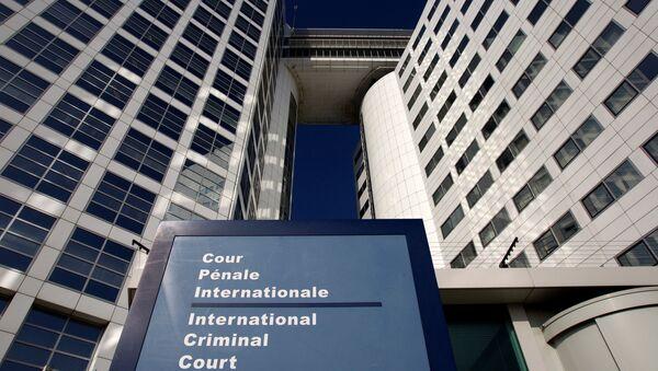 Budova mezinárodního trestního soudu v Haagu - Sputnik Česká republika