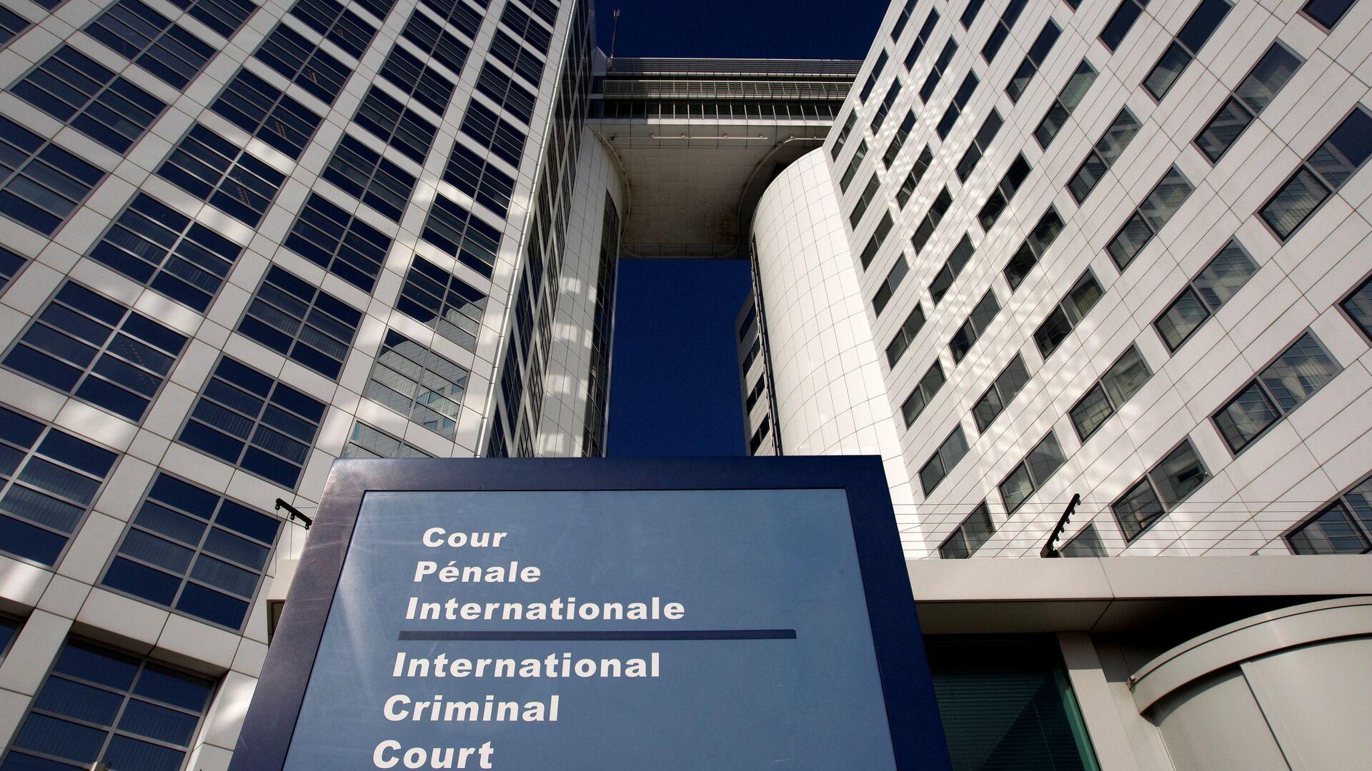 Das Gebäude des Internationalen Strafgerichtshofes in Den Haag - Sputnik Česká republika, 1920, 26.08.2021