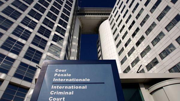 Das Gebäude des Internationalen Strafgerichtshofes in Den Haag - Sputnik Česká republika