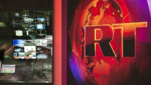 Russia Today - Sputnik Česká republika