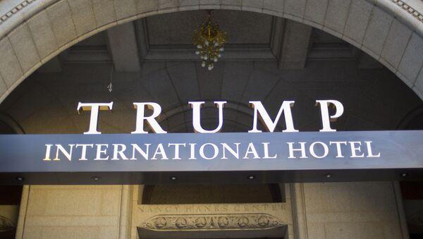 Trump International Hotel Washington - Sputnik Česká republika