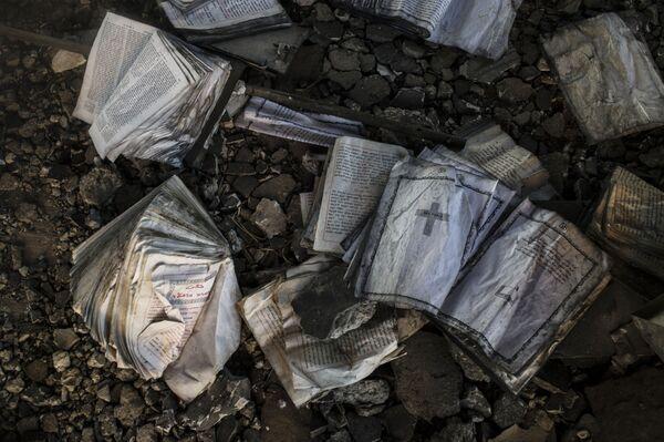 Syrská fotokronika od ruských novinářů - Sputnik Česká republika