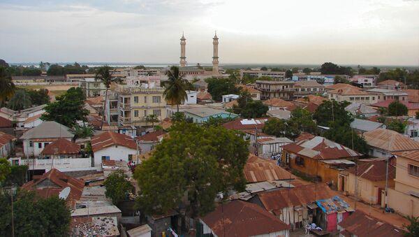Metropole Gambie Banjul - Sputnik Česká republika