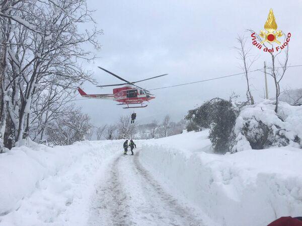 Záchranáři podotýkají, že spojení s ostatními turisty zatím nemají - Sputnik Česká republika