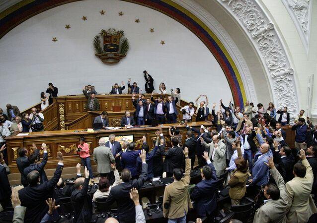Parlament ve Venezuele