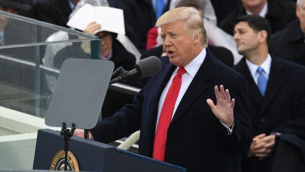 Inaugurace Donalda Trumpa - Sputnik Česká republika