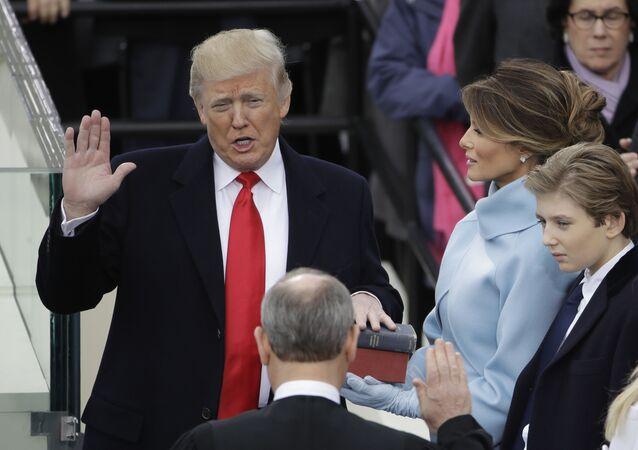 Inaugurace Donalda Trumpa: to nejlepší