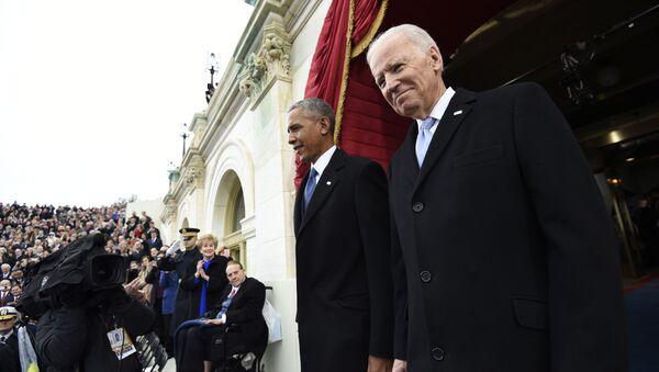 Bývalý viceprezident USA Joe Biden - Sputnik Česká republika
