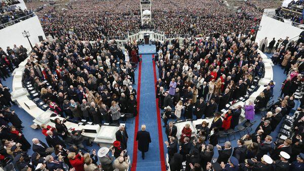 Ceremonie inaugurace Donalda Trumpa - Sputnik Česká republika