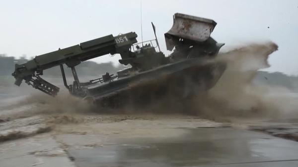 Ruské ministerstvo obrany publikovalo video ke Dni ženijních vojsk - Sputnik Česká republika