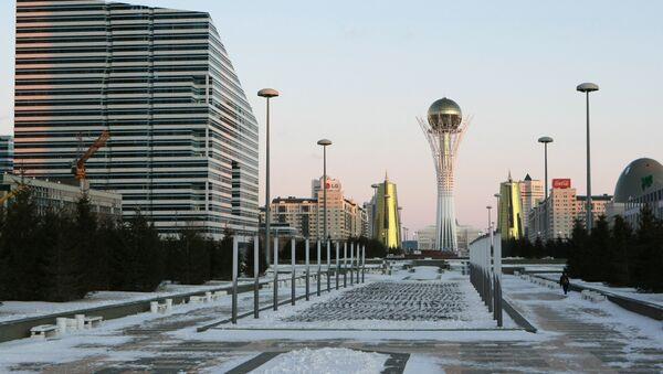 Astana - Sputnik Česká republika
