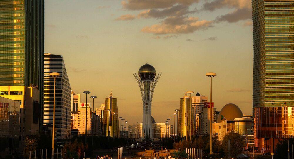 Astana. Kazakhstan
