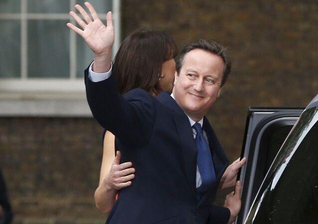 David Cameron, bývalý britský premiér
