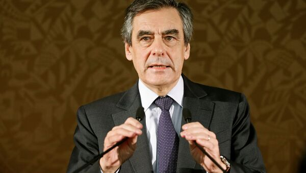 François Fillon - Sputnik Česká republika