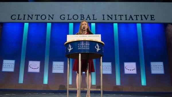 Chelsea Clintonová - Sputnik Česká republika