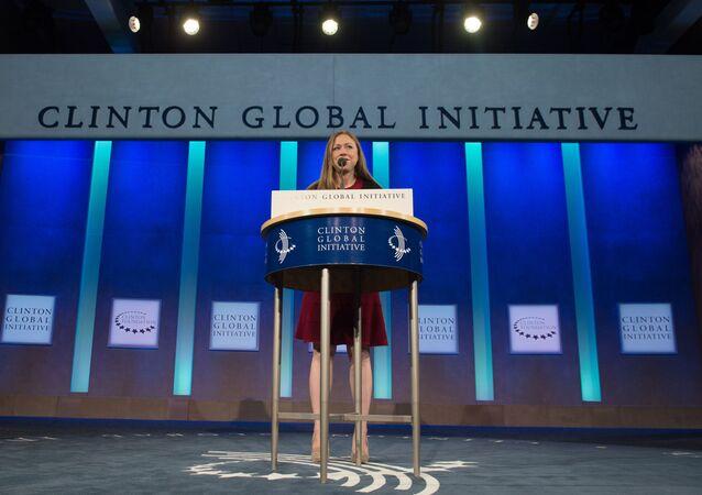 Chelsea Clintonová