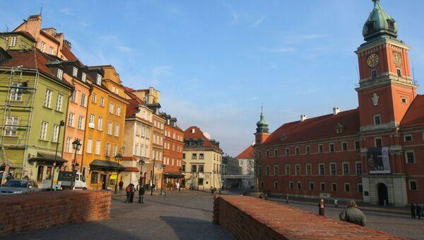 Zámecké náměstí, Varšava - Sputnik Česká republika
