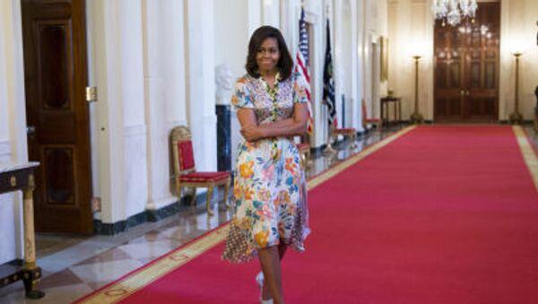 Michelle Obamová - Sputnik Česká republika