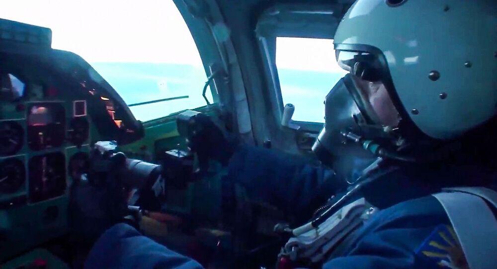 Letecký úder Tu-22M3