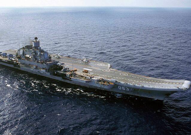 Letadlová lod´ Admiral Kuzněcov