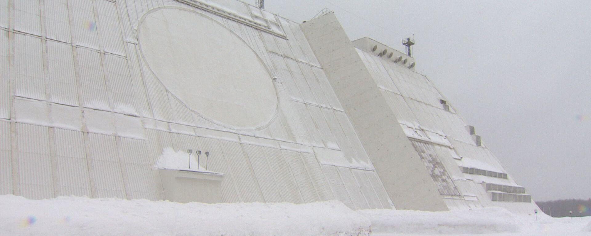 Radarová stanice Don-2N - Sputnik Česká republika, 1920, 25.01.2017