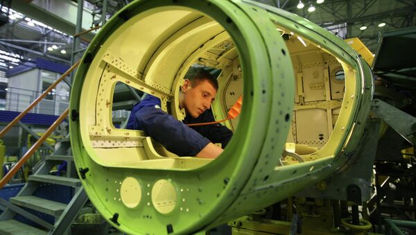 Letecká továrna - Sputnik Česká republika