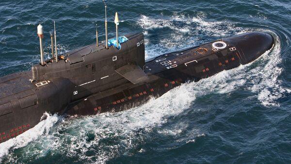 podvodní raketový křižník - Sputnik Česká republika