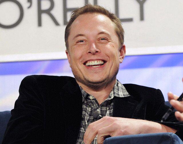 Elon Musk. Ilustrační foto