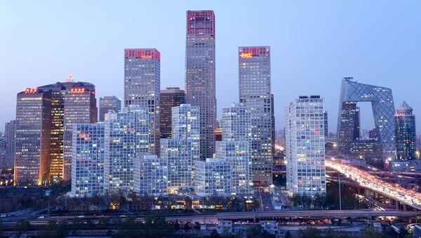 Peking. Ilustrační foto - Sputnik Česká republika