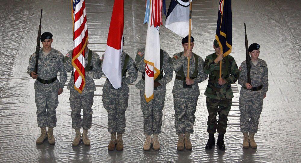 Američtí vojáci v Japonsku